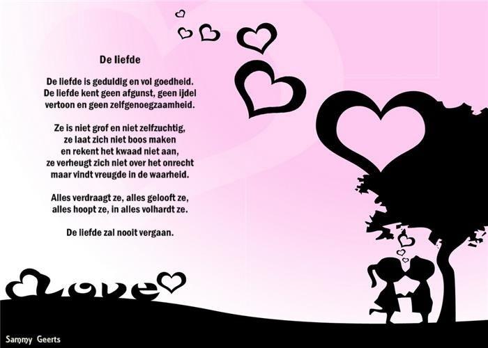 Gedicht Liefde Kent Geen Grenzen Stefiravenjessica News