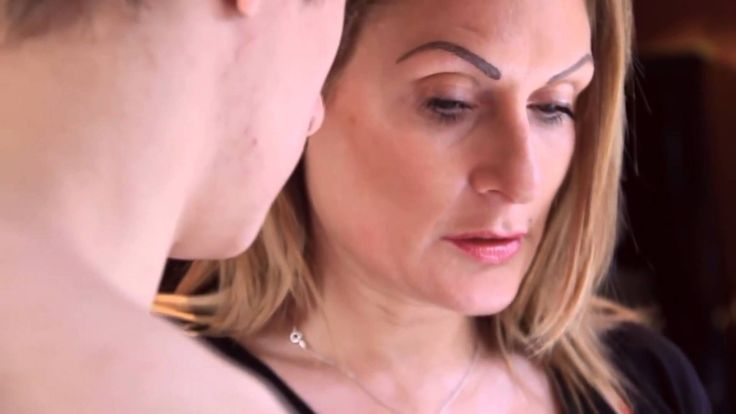 Step mom and son sex