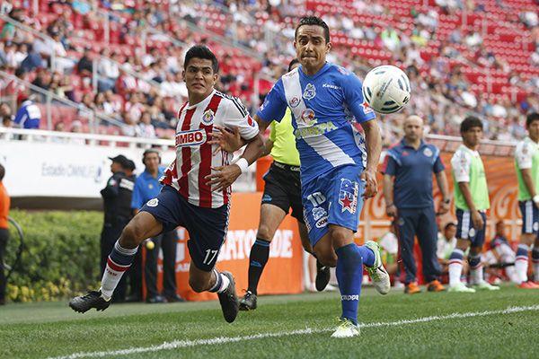 Chivas y Puebla Dividieron Puntos Las Chivas Rayadas del Guadalajara y La Franja del Puebla no se hicieron daño en la cancha del Estadio Omnilife en el último partido de la jornada 10 de La LIGA Bancomer MX.