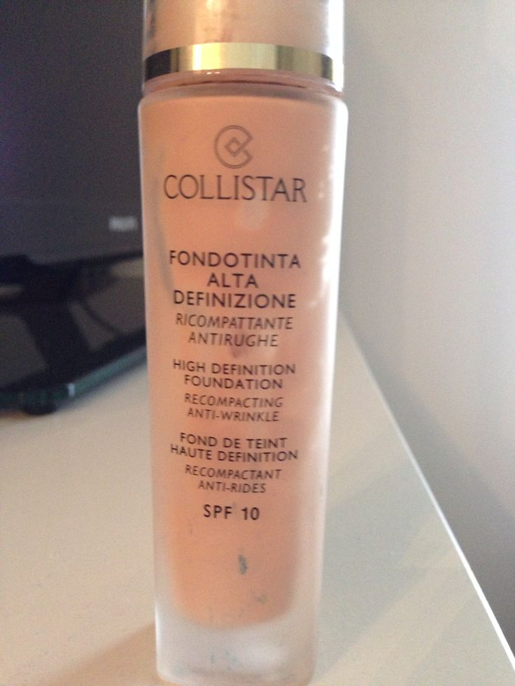 Collistar kleur 2 foundation