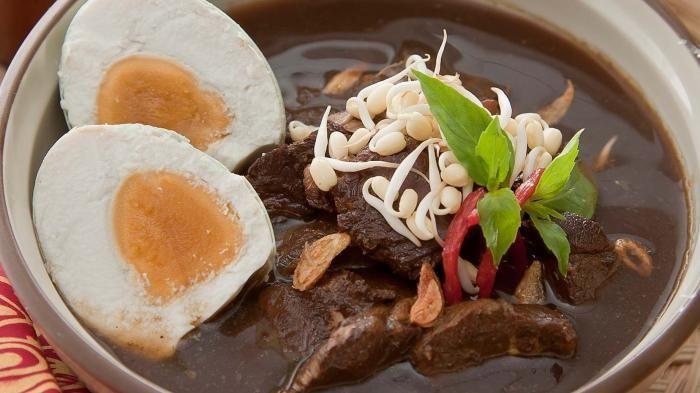 Warung Makan Lamongan Surakarta -- Ini Loh Bedanya Rawon Surabaya dan Solo
