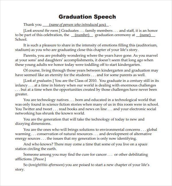 Amp Pinterest In Action Graduation Speech Valedictorian Speech