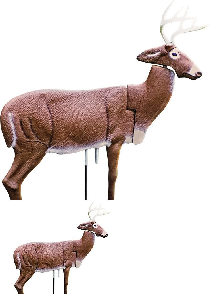 Decoys 36249: Rinehart Targets 47111Fs Rinehart Decoy Doloma Series Buck Deer - Factory Second -> BUY IT NOW ONLY: $95 on eBay!