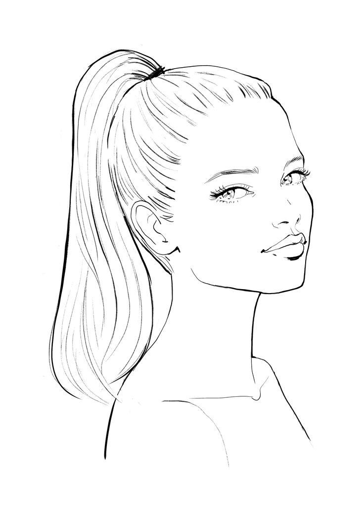 Drawing Fashion 70 S
