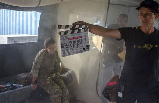 Lacey Turner reprises her role as Molly Dawes in BBC One's Our Girl - 4 September 2014