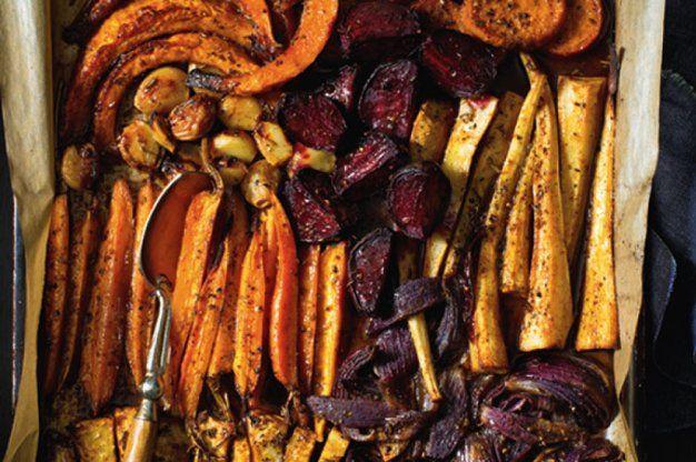 Medová zimní zelenina