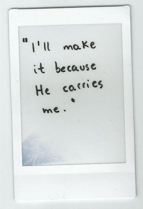 Amen!! Thank you Jesus. I will always follow Him