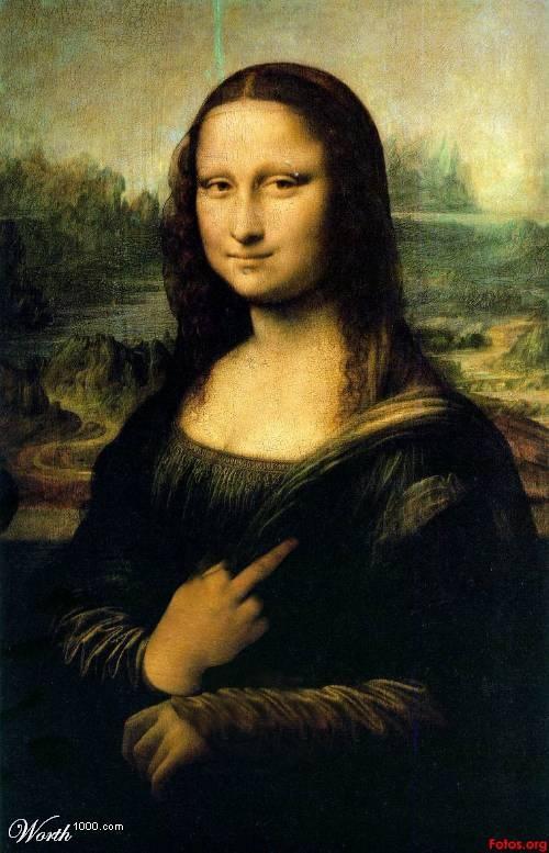 Mona Lisa Fuck 108