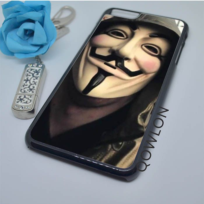 Anonymous Toulouse Nicky Romero iPhone 6 Plus | 6S Plus Case