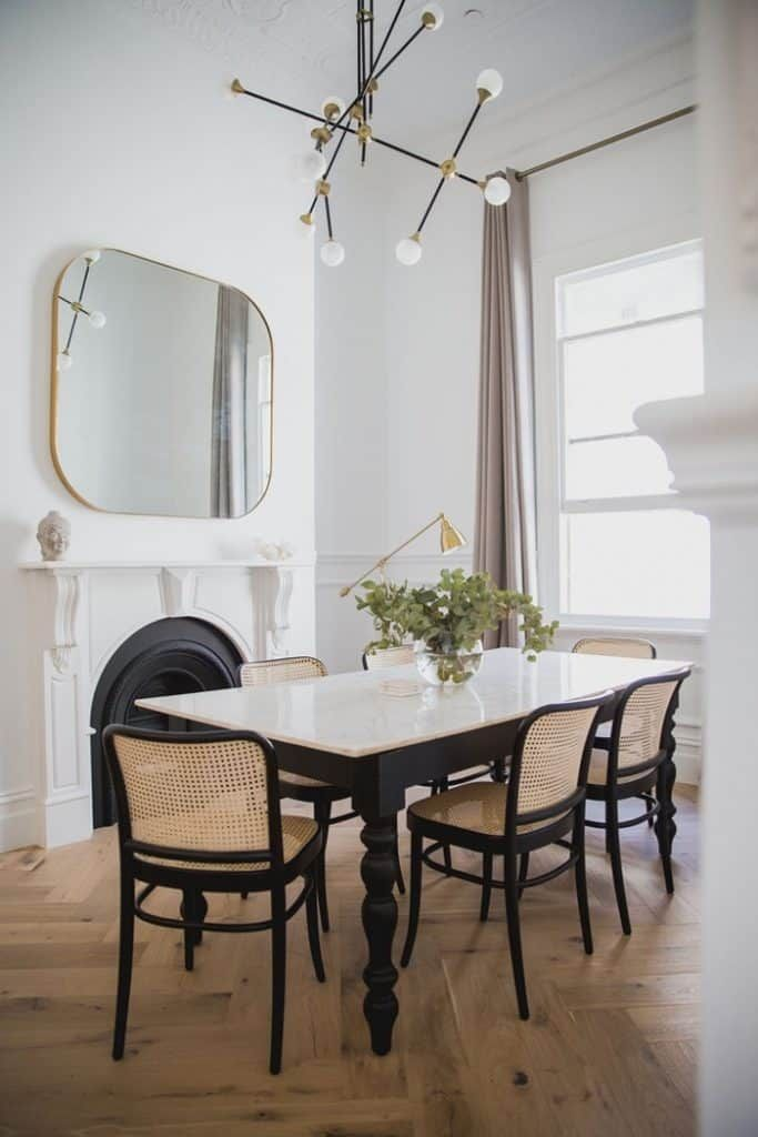 5 Kitchen Trends In 2020 In 2020 Classic Dining Room Dining Room Design Kitchen Trends