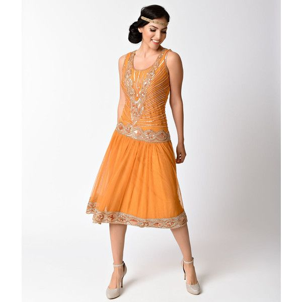 25  best ideas about Orange sequin dresses on Pinterest | Orange ...