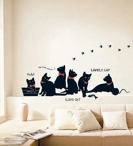 . cat bedroom decor   Decoration For Home