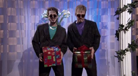 New party member! Tags: snl saturday night live holiday andy samberg justin timberlake special dick in a box