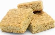 Perfectly chewy flapjacks - recipe says to add flour to make them soft. Have made these and they are delicious - not hard and crunchy