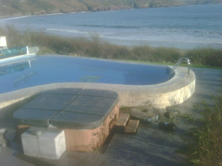 Foundation For Pools : Best images about hot tub base foundation designs on