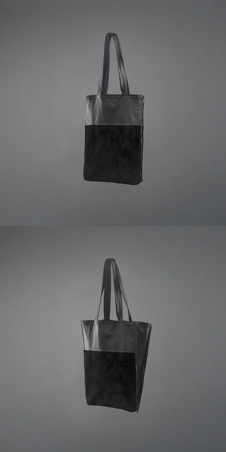 Annie Suede Bag - recycled leather http://ervinlatimer.com/product/annie-suede-bag