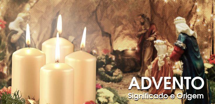 Jesus Fonte de Luz: ADVENTO Significado e Origem
