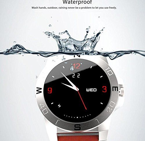 Smart Watch Outdoor Sport Watch Heart Rate Monitor Compass Waterproof Watches for Apple ios Android 59.99  #APP #AUCUNE #ColorBlack #FindPhone #GoldenColor #HandFree #IPS #PedometerHelp #ScreenResolution #SleepMonitorIt #SmartWatchOutdoorSportWatchHeartRateMonitorCompassWaterproofWatchesforAppleiosAndroid #USB Note: Black, Silver, Golden Color in stock now. Please tell me which color do you want, and leave a message to me on your order!! Features: --------- (1) Yo
