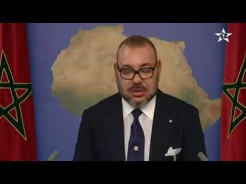 الخطاب التاريخي للملك محمد السادس من العاصمة السنغالية دكار حول المسيرة ...