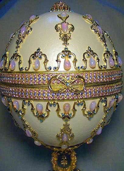first Faberge egg