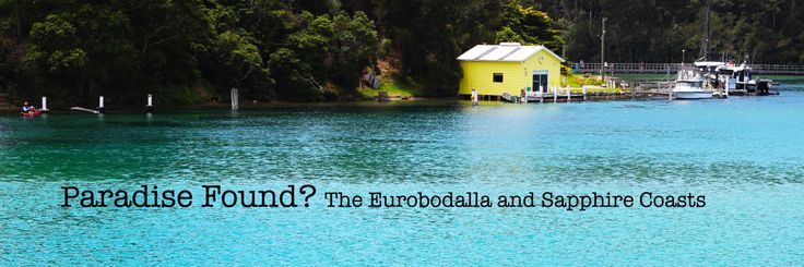 The secret is out! Now everyone knows how truly beautiful Narooma is! #narooma #big4narooma