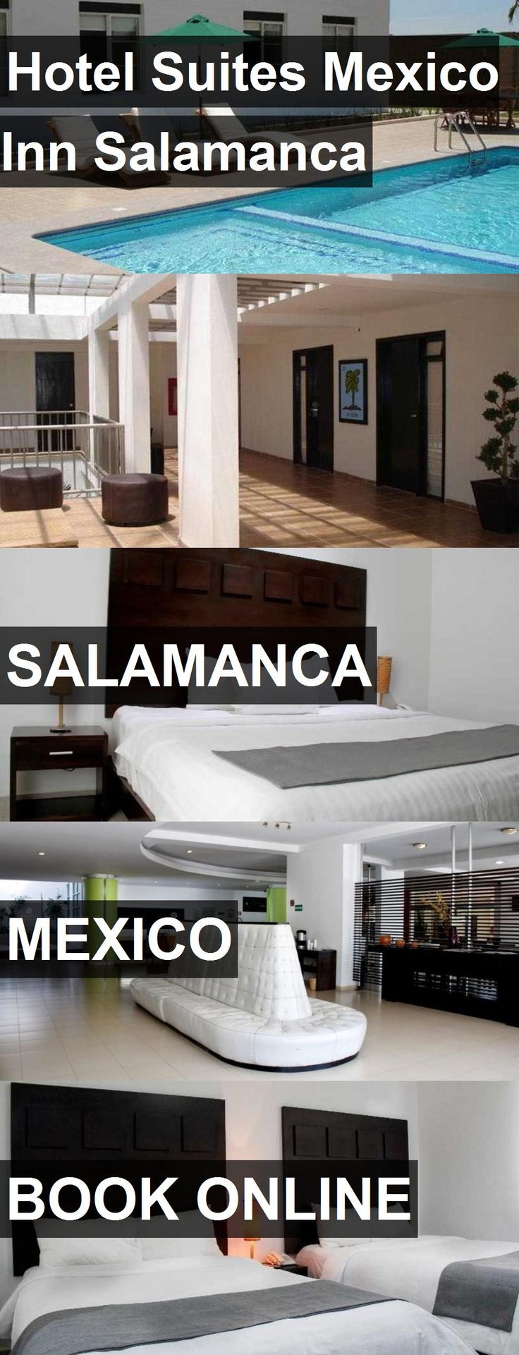 Hotel Suites Mexico Inn Salamanca in Salamanca, Mexico. For more information, photos, reviews and best prices please follow the link. #Mexico #Salamanca #travel #vacation #hotel