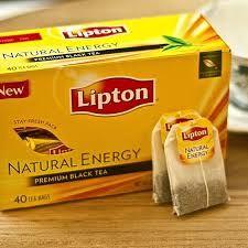 Save $1. on Lipton Natural Energy Tea
