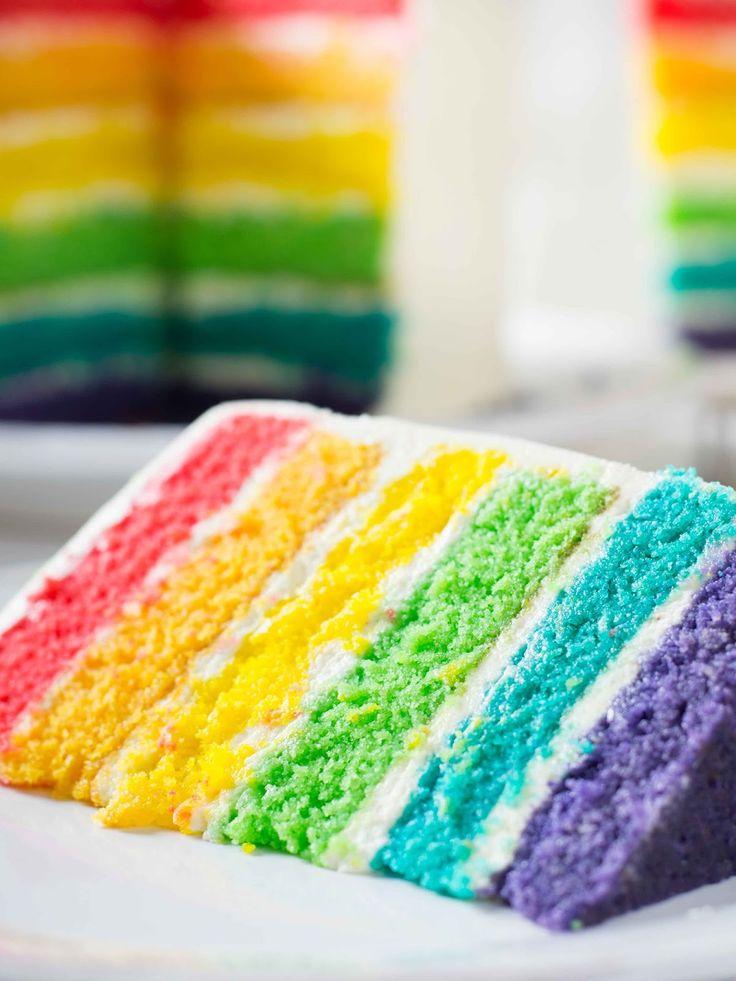 заниматься картинки радужная начинка для торта лаконичная укладка
