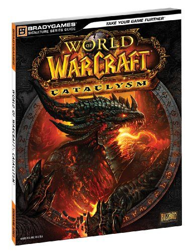 World of Warcraft Cataclysm Signature Series Guide (Bradygames Signature Guides) @ niftywarehouse.com #NiftyWarehouse #WoW #WorldOfWarcraft #Warcraft #Gaming