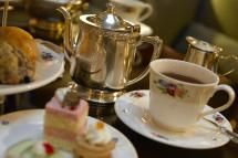 Christmas Events in Denver: High Tea at the Brown Palace