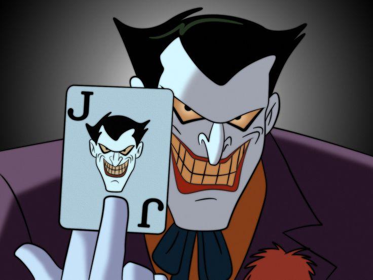Batman Animado   The Joker