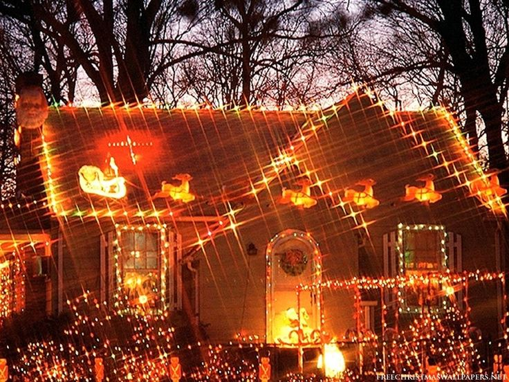 Pictures Of Houses Decorated For Christmas 492 best amazing christmas houses/lights images on pinterest