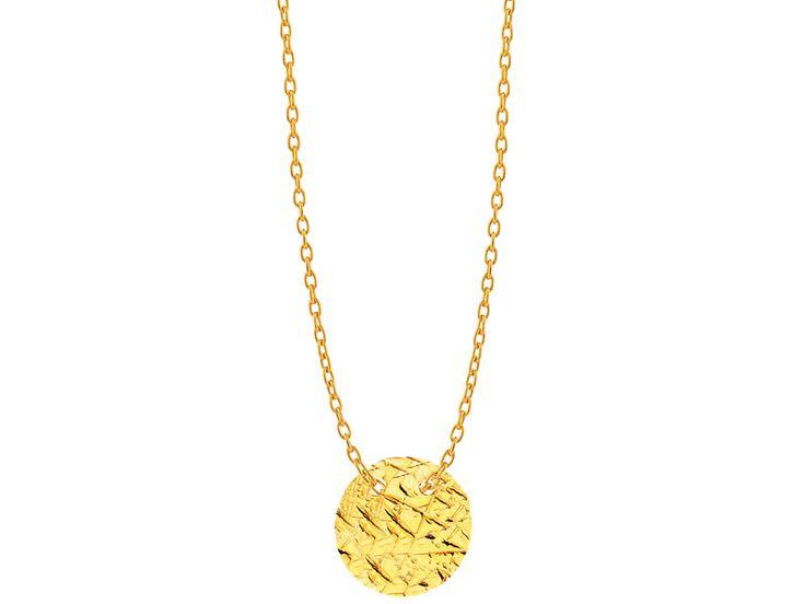 Złoty naszyjnik | Apart
