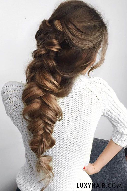luxy hair styles for hair best 20 thick braid ideas on braids tutorial 8129