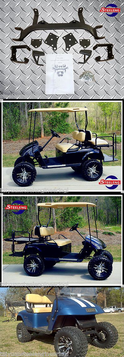 Push-Pull Golf Carts 75207: 6 Drop Axle Lift Kits For Ezgo Golf Cart 1994.5 - 2001.5 Electric Txt Model -> BUY IT NOW ONLY: $165 on eBay!