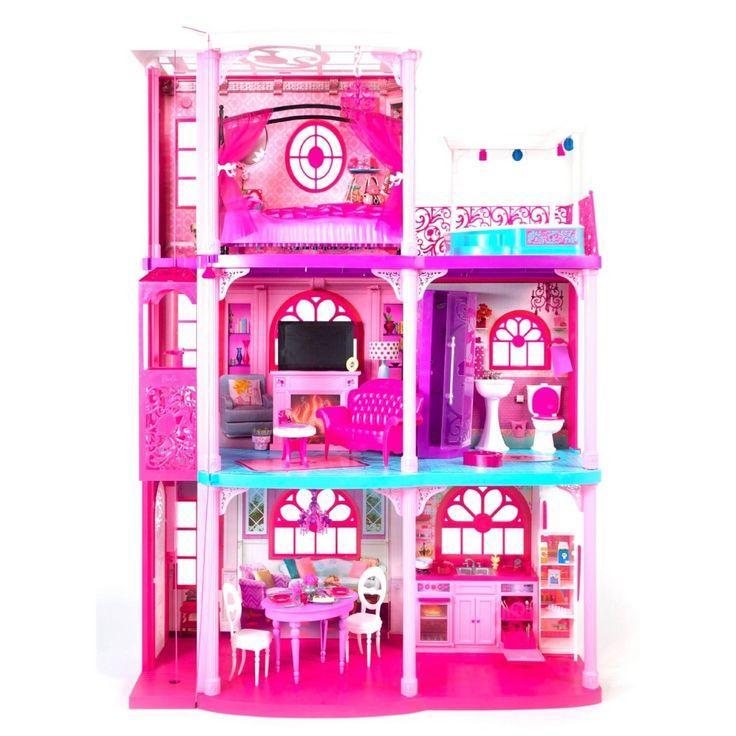Barbie Dreamhouse Amazon | Barbie Dream House $125.99 (from $184.99)