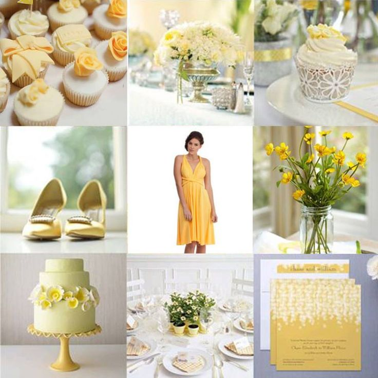 Keeping with a sunshine theme here's a gorgeous styling inspiration in the soft pretty buttercup yellow colour of our Goddess By Nature signature dresses.   Pin & follow our Pinterest at Goddess By Nature for more colour styling inspiration boards for your special day  https://pinterest.com/goddessbynature  #goddessbynature #bridesmaids #bride #bridetobe #engaged #moodboard #moodboards #inspirationboard #pinterest #weddinginspo #yellowflowers #wedding #weddings #bridal #bridalinspo…