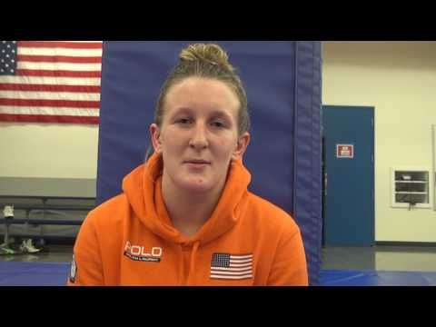 USA Wrestling Haley Augello transitions back to college life at King University