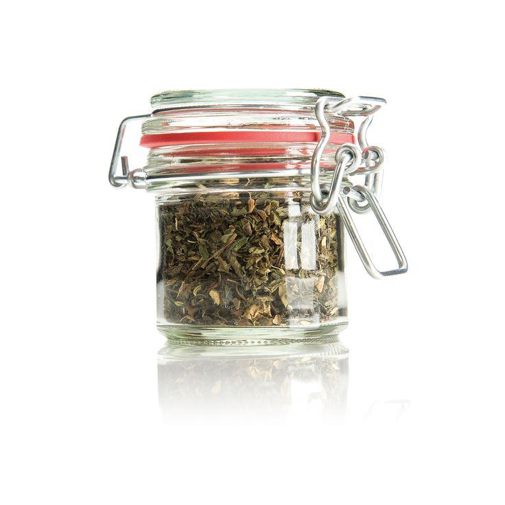 Weckpotje Minty detox.. Een heerlijke thee die smaakt naar pepermunt en ondertussen je lichaam reinigt.