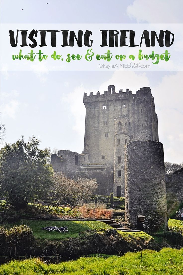 Planning A Budget-Friendly Ireland Vacation: What To See Do &Eat - here are the things we loved in Blarney, County Cork Ireland - Blarney Castle and the Blarney Stone are totally worth a visit! (our budget-friendly vacation #sponsored by #MyGrouponGetaway)