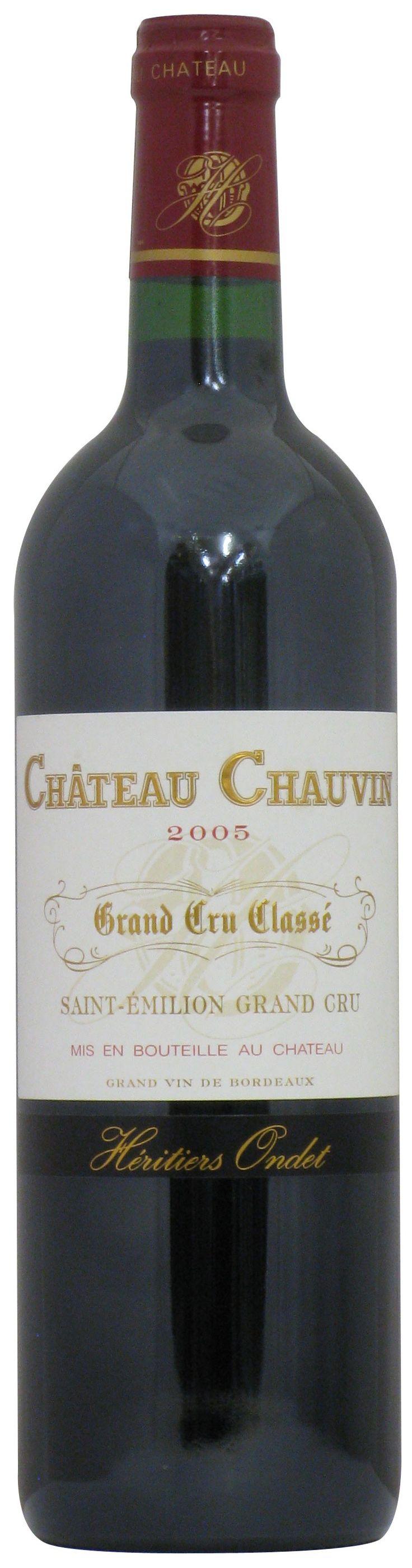 Chateau Chauvin, Saint Emilion Grand Cru 2005