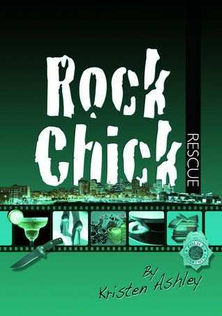 Rock Chick Rescue (Rock Chick, #2) The characters in this series are hilarious and amazing. I think this series just made the top of my favorite books list!