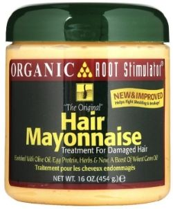 Fight Summertime Hair Frizz: Organic Root Stimulator Hair Mayonnaise,,,The best deep conditioner I have ever used!!! It not only makes your hair feel like silk but it also adds incredible volume to your hair.