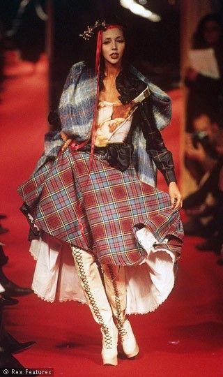 1993-94 - Vivienne Westwood show