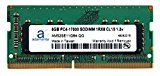 Adamanta 8GB 1x8GB Laptop Memory Upgrade for Acer Aspire V 15 Nitro 7-592G-788W DDR4 2133 PC4-17000 SODIMM 1Rx8 CL15 1.2v Notebook RAM