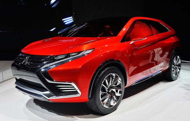 Mitsubishi ASX 2017 overview
