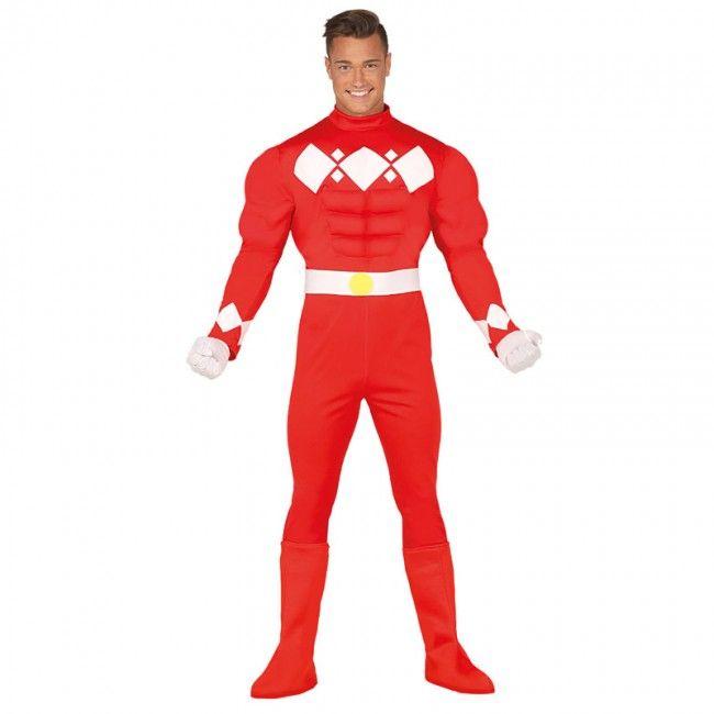 Déguisement Power Ranger #costumespouradultes #nouveauté2017