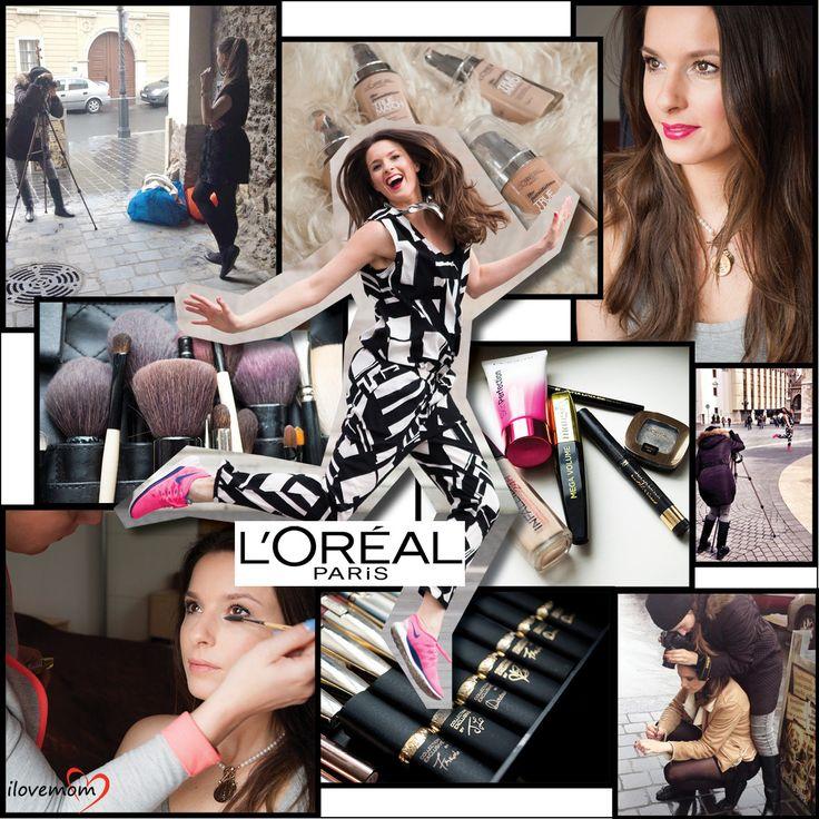 Kipróbáltam a L'Oréal Paris legújabb smink termékeit. Nézd meg, hogy milyen gyönyörű sminkeket készítettünk...:) http://ilovemom.blog.hu/2015/06/04/kiprobaltam_a_l_oreal_legujabb_termekeit_nezd_meg_hogy_milyen_gyonyoru_sminkeket_keszitettunk