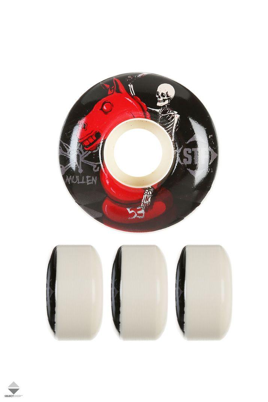 Kółka Bones Mullen Knight Rider 52
