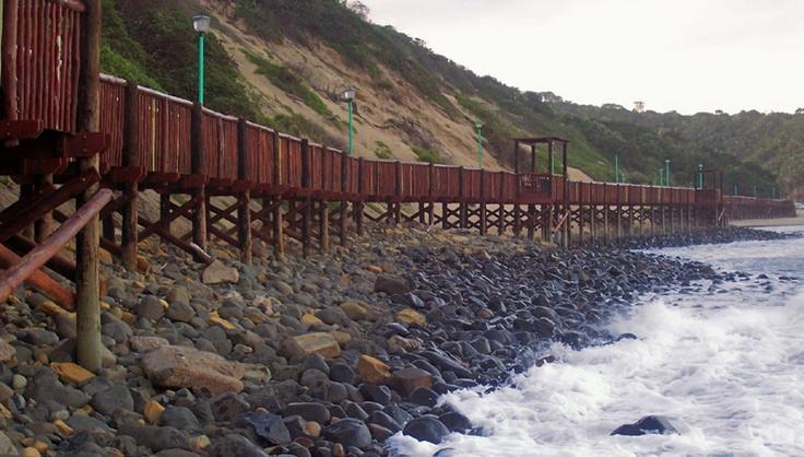 Gonubie boardwalk
